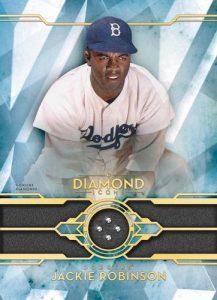 Diamond Relics Jackie Robinson MOCK UP