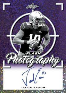 Flash Photography Auto Jacob Eason