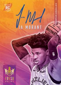 Fresh Paint Auto Ja Morant MOCK UP