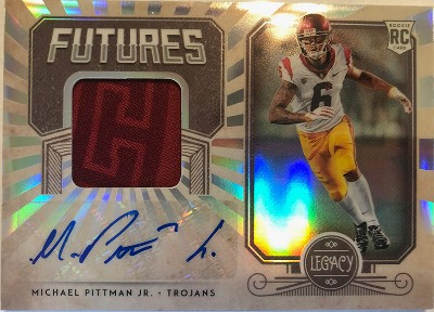 Futures Patch Auto Michael Pittman Jr