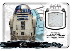Millenium Falcon Relics R2-D2