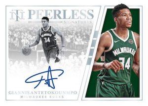 Peerless Signatures Giannis Antetokounmpo MOCK UP