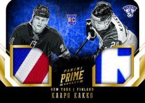 Prime Dual Memorabilia Kaapo Kakko