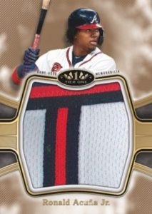 Prodigious Patches Ronald Acuna Jr