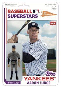 Super7 MLB Action Figures Aaron Judge