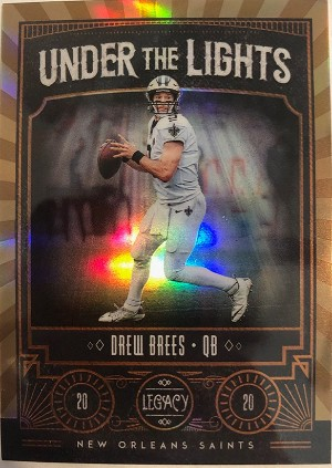 Under the Lights Drew Brees