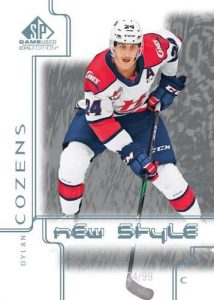 2000-01 New Style Tribute Dylan Cozens