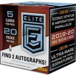 2019-20 Donruss Elite Basketball
