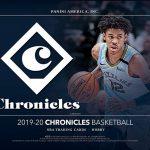 2019-20 Panini Chronicles Basketball