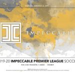 2019-20 Panini Impeccable Premier League Soccer