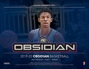 2019-20 Panini Obsidian Basketball