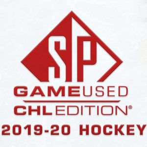 2019-20 SP Game Used CHL