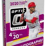 2020 Donruss Optic Baseball