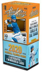 2020 Panini Absolute Baseball