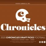 2020 Panini Chronicles Draft Picks Football