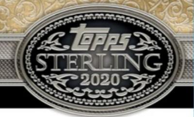 2020 Topps Sterling Baseball
