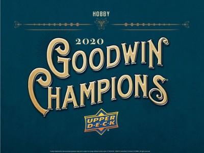 2020 UD Goodwin Champions