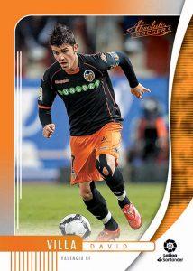 Absolute Orange David Villa