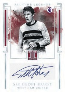 All-Time Legends Auto Sir Geoff Hurst MOCK UP