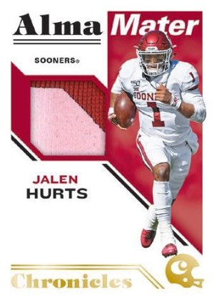 Alma Mater Materials Jalen Hurts