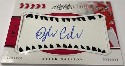 Baseball Material Signatures Dylan Carson