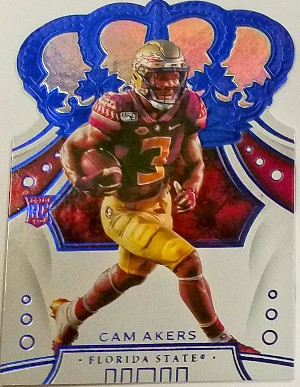 Crown Royale Draft Picks Cam Akers