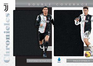 Double Coverage Relics Cristiano Ronaldo, Paulo Dybala