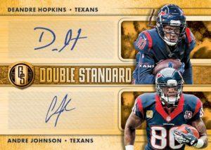 Double Standard Auto DeAndre Hopkins, Andre Johnson MOCK UP