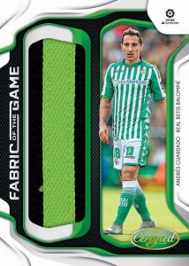 Fabric of the Game Andres Guardado