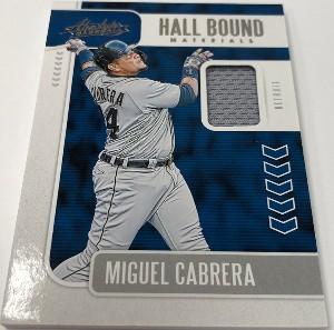 Hall Bound Materials Miguel Cabrera