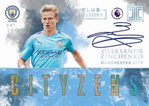 Impeccable Club Hisotry Auto Oleksandor Zinchenko MOCK UP
