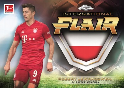 International Flair Robert Lewandowski