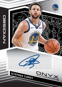 Onyx Auto Stephen Curry