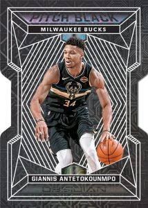 Pitch Black Giannis Antetokounmpo