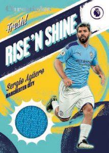 Rise 'N' Shine Memorabilia Sergio Aguero