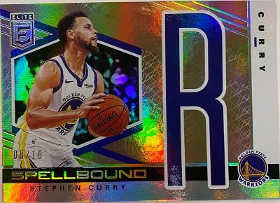 Spellbound Stephen Curry