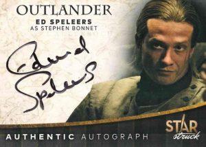 Star Struck Auto Ed Speleers as Stephen Bonnet