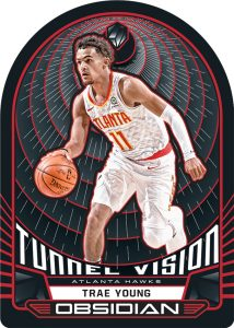 Tunnel Vision Trae Young