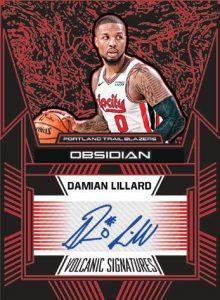 Volcanic Signatures Damian Lillard