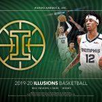 2019-20 Panini Illusions Basketball