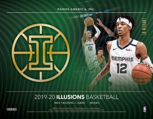 2019-20 Panini Illusions Basketball
