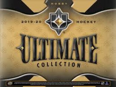 2019-20 Upper Deck Ultimate Collection