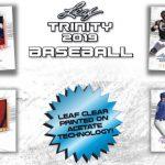 2019 Leaf Trinity Baseball