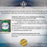 2020 Bowman Transcendent Baseball