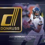 2020 Donruss Football