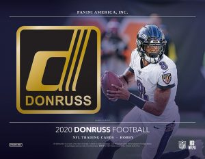 2020 Donruss Football