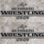 2020 Leaf Ultimate Wrestling