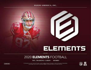 2020 Panini Elements Football