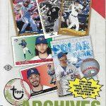 2020 Topps Archives Baseball