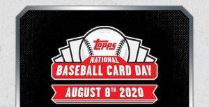 2020 Topps National Baseball Card Day